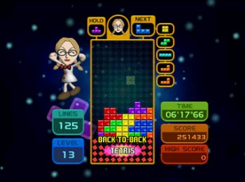 Tetris Party - WiiWare