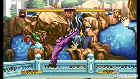 Super Street Fighter II Turbo HD Remix - XBLA