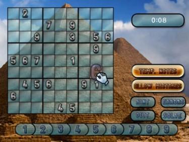 Sudoku Challenge! - WiiWare