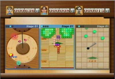 Maboshi's Arcade - WiiWare