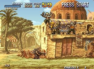 Metal Slug 2 – NeoGeo