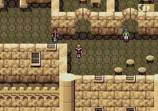 Phantasy Star IV – Sega Genesis