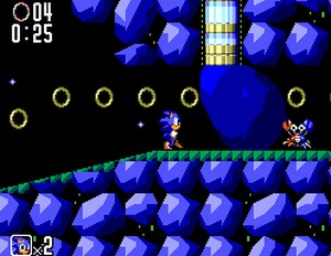 Sonic the Hedgehog 2 – Master System