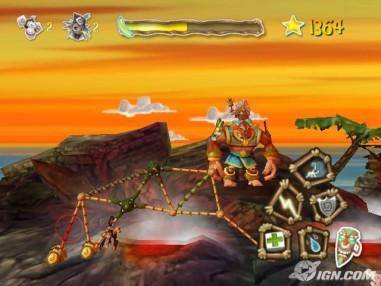 Tiki Towers - WiiWare