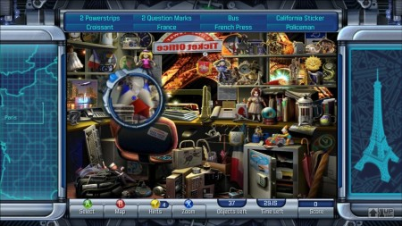 Interpol: The Trail of Dr Chaos - XBLA