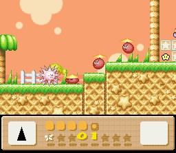 Kirby's Dreamland 3 – SNES