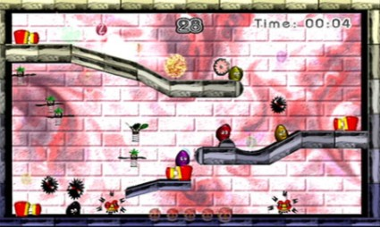 Niki Rock N Ball - WiiWare