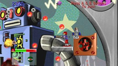 Planet Pachinko - WiiWare