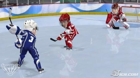 3 on 3 NHL Arcade – Xbox Live Arcade