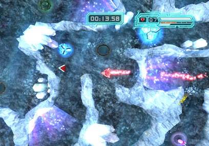 Evasive Space - WiiWare