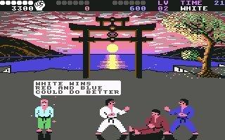International Karate – C64