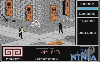 Last Ninja – C64