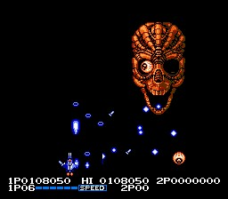 Life Force – NES