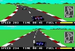Pitstop II – C64
