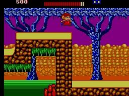Alex Kidd: Lost Stars – Sega Master