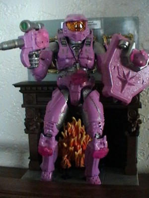 A Pink Master Chief