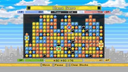 Pop'Em Drop'Em SAMEGAME - WiiWare