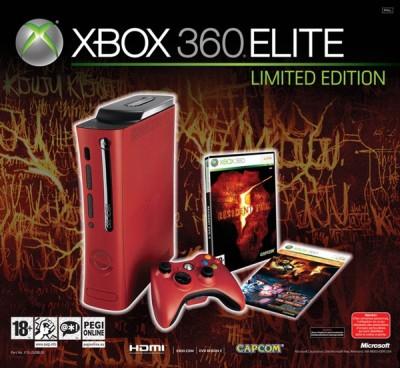 Resident Evil 5 - Xbox 360 Elite