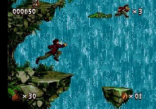 Pitfall: The Mayan Adventure – Sega Genesis