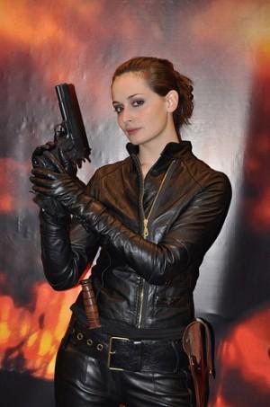 Velvet Assassin Booth Girl