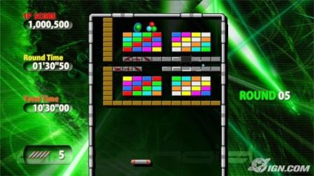 Arkanoid Live! – Xbox Live Arcade