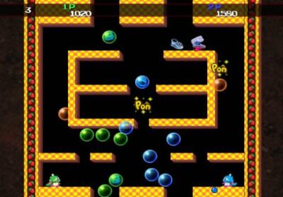 Bubble Bobble Plus! - WiiWare