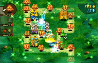 Crystal Defenders R2 - WiiWare