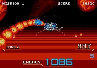 Galaxy Force II – Genesis