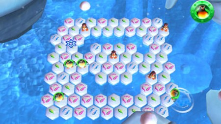 Penguins & Friends – Hey! That's My Fish! - WiiWare