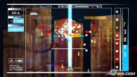 Space Invaders Extreme – Xbox Live Arcade