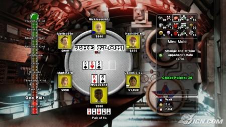 Texas Cheat 'Em – Xbox Live Arcade