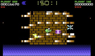 Tower Toppler – Commodore 64