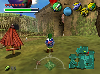 Legend of Zelda: Majora's Mask – Nintendo 64