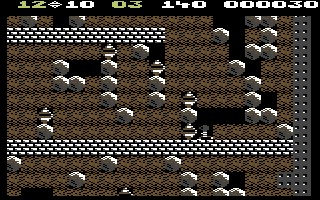 Boulder Dash – Commodore 64