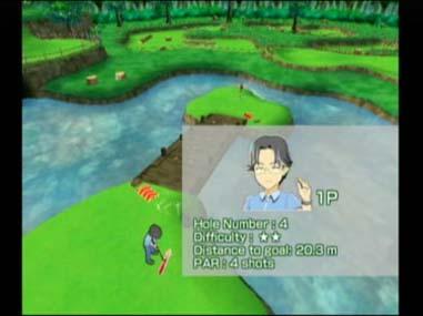 Family Mini Golf - WiiWare