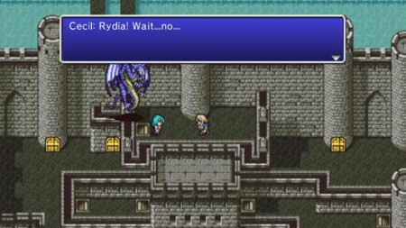 Final Fantasy IV: The After Years - WiiWare