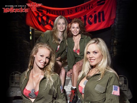 Girls - Return to Castle Wolfenstein