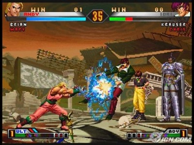 Kings of Fighters '98 Ultimate Match - Xbox Live Arcade