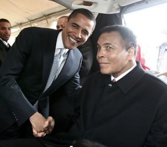 Obama & Ali