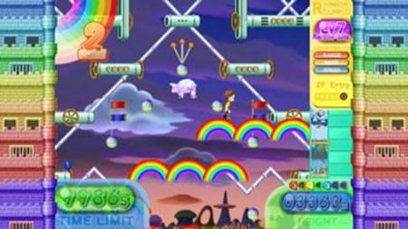 Rainbow Islands - WiiWare