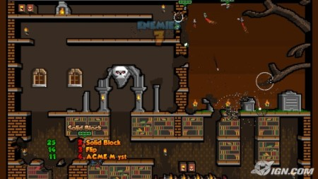 Rocket Riot – Xbox Live Arcade