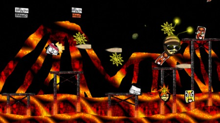 Eduardo the Samurai Toaster - WiiWare