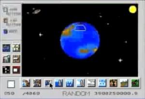 Sim Earth – Turbo Grafx 16-CD Rom