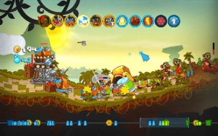 Swords & Soldiers - WiiWare