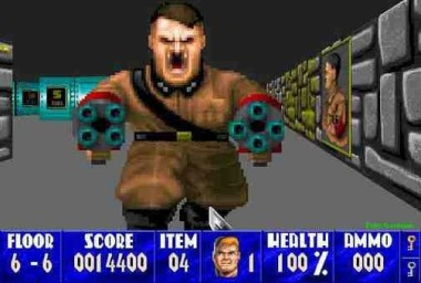 Wolfenstein 3d – Xbox Live Arcade