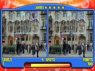 5 Spots Party - WiiWare