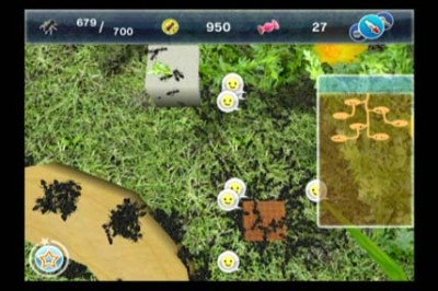 Ant Nation - WiiWare