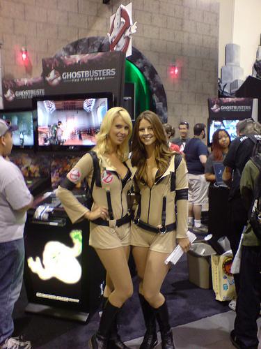 Ghostbusters - Comic Con