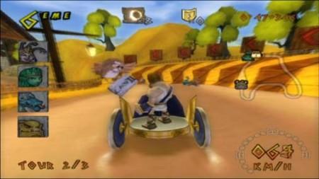 Hercales Chariot Racing - WiiWare