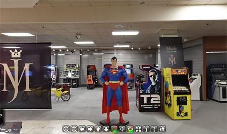 Michael Jackson arcade